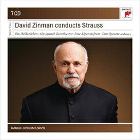 [枚数限定][限定盤]R.シュトラウス:管弦楽作品集【輸入盤】▼/ジンマン(デイヴィッド)[CD]【返品種別A】