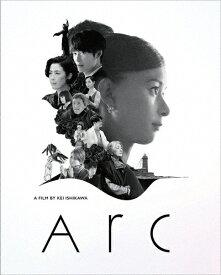 【送料無料】[限定版][先着特典付]Arc アーク(特装限定版)【Blu-ray】/芳根京子[Blu-ray]【返品種別A】