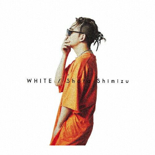 【送料無料】[限定盤]WHITE(初回生産限定盤)/清水翔太[CD+DVD]【返品種別A】