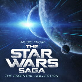 MUSIC FROM THE STAR WARS SAGA - THE ESSENTIAL COLLECTION【輸入盤】▼/ROBERT ZIEGLER[CD]【返品種別A】