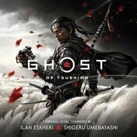 GHOST OF TSUSHIMA (MUSIC FROM THE VIDEO GAME)【輸入盤】▼/ILAN ESHKERI & SHIGERU UMEBAYASHI[CD]【返品種別A】