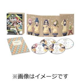 【送料無料】[枚数限定]『ゆるキャン△』Blu-ray BOX/アニメーション[Blu-ray]【返品種別A】