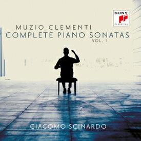 クレメンティ:ピアノ・ソナタ集 Vol.1 【輸入盤】▼/ジャコモ・シナルド[CD]【返品種別A】