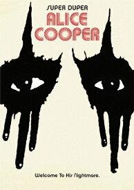 【送料無料】超絶!衝撃!アリス・クーパーの世界【DVD】/アリス・クーパー[DVD]【返品種別A】