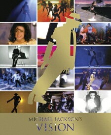 【送料無料】[枚数限定][限定版]マイケル・ジャクソン VISION/マイケル・ジャクソン[DVD]【返品種別A】