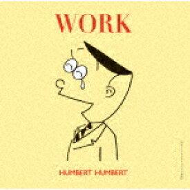 【送料無料】[枚数限定][限定盤]WORK(初回限定盤)/ハンバートハンバート[CD]【返品種別A】