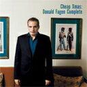【送料無料】CHEAP XMAS:DONALD FAGEN COMPLETE【輸入盤】▼/Donald Fagen[CD]【返品種別A】