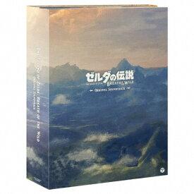 【送料無料】ゼルダの伝説 ブレス オブ ザ ワイルド オリジナルサウンドトラック/ゲーム・ミュージック[CD]通常盤【返品種別A】