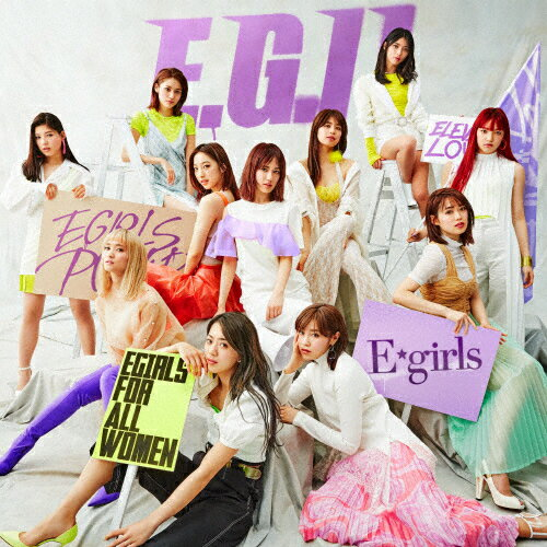 【送料無料】E.G.11(2CD+DVD)/E-girls[CD+DVD]【返品種別A】