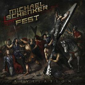 【送料無料】レヴェレイション(通常盤)/マイケル・シェンカー・フェスト[CD]【返品種別A】