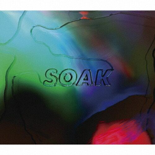 【送料無料】[枚数限定][限定盤]SOAK(初回生産限定盤)/ねごと[CD+DVD]【返品種別A】