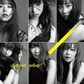 [枚数限定][限定盤]ジワるDAYS<Type C>(初回限定盤)/AKB48[CD+DVD]【返品種別A】
