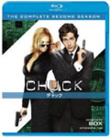 【送料無料】CHUCK/チャック〈セカンド・シーズン〉 コンプリート・セット/ザッカリー・リーヴァイ[Blu-ray]【返品種別A】