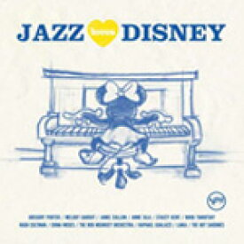 JAZZ LOVES DISNEY【輸入盤】▼/VARIOUS ARTIST[CD]【返品種別A】