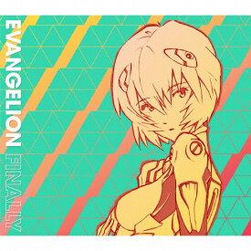 【送料無料】[期間限定][限定盤]EVANGELION FINALLY(ムビチケカード付き数量限定盤・期間限定盤)/アニメ主題歌[CD]【返品種別A】