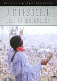 【送料無料】ライヴ・アット・ウッドストック/ジミ・ヘンドリックス[DVD]【返品種別A】