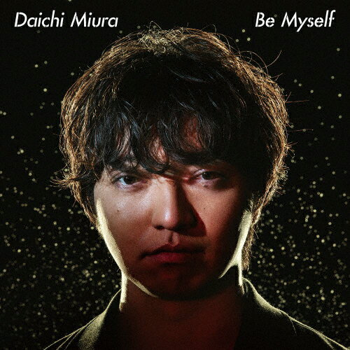 Be Myself(MUSIC VIDEO盤)/三浦大知[CD+DVD]【返品種別A】