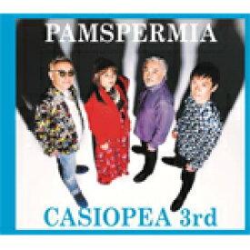 【送料無料】PANSPERMIA/CASIOPEA 3rd[Blu-specCD2+DVD]【返品種別A】