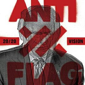 20/20 VISION【輸入盤】▼/ANTI-FLAG[CD]【返品種別A】