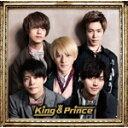【送料無料】[枚数限定][限定盤][先着特典付]King & Prince(初回限定盤B/2CD)[初回仕様]/King & Prince[CD]【返品種別…