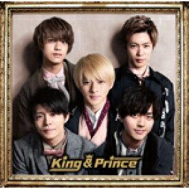 【送料無料】[枚数限定][限定盤]King & Prince(初回限定盤B/2CD)[初回仕様]/King & Prince[CD]【返品種別A】