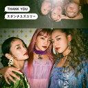 【送料無料】THANK YOU(DVD付)/スダンナユズユリー[CD+DVD]通常盤【返品種別A】