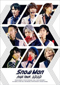 【送料無料】Snow Man ASIA TOUR 2D.2D.(通常盤)[通常仕様]【Blu-ray】/Snow Man[Blu-ray]【返品種別A】