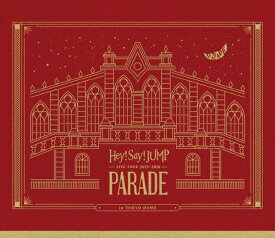 【送料無料】Hey! Say! JUMP LIVE TOUR 2019-2020 PARADE【通常盤Blu-ray】/Hey!Say!JUMP[Blu-ray]【返品種別A】