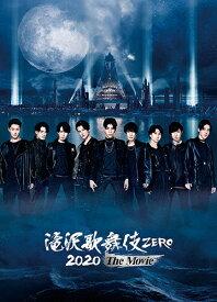 【送料無料】[先着特典付]滝沢歌舞伎 ZERO 2020 The Movie(通常盤)[初回仕様]【DVD】◆/Snow Man[DVD]【返品種別A】