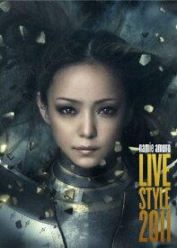 【送料無料】namie amuro LIVE STYLE 2011【DVD】/安室奈美恵[DVD]【返品種別A】