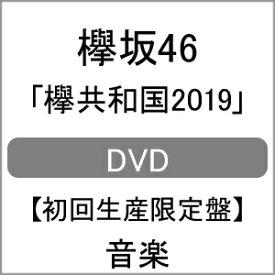 【送料無料】[限定版][上新電機オリジナル特典付]欅共和国2019(初回生産限定盤)【DVD】/欅坂46[DVD]【返品種別A】