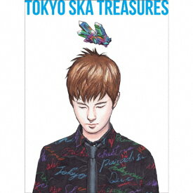 【送料無料】TOKYO SKA TREASURES 〜ベスト・オブ・東京スカパラダイスオーケストラ〜(Blu-ray Disc付)/東京スカパラダイスオーケストラ[CD+Blu-ray]【返品種別A】