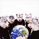 MASH UP THE WORLD/MAN WITH A MISSION[CD]通常盤【返品種別A】