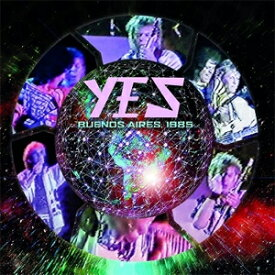 BUENOS AIRES, ARGENTINA 1985【輸入盤】▼/YES[CD]【返品種別A】
