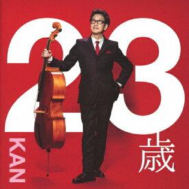 【送料無料】23歳/KAN[CD+DVD]【返品種別A】