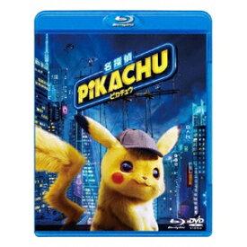 【送料無料】名探偵ピカチュウ 通常版 Blu-ray&DVD セット/ジャスティス・スミス[Blu-ray]【返品種別A】
