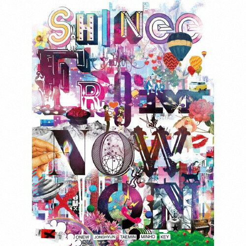 【送料無料】[限定盤]SHINee THE BEST FROM NOW ON(完全初回生産限定盤A)【2CD+Blu-ray+PHOTO BOOKLET】/SHINee[CD+Blu-ray]【返品種別A】