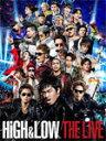 【送料無料】[枚数限定][限定版]HiGH & LOW THE LIVE(初回生産限定盤)【DVD】/オムニバス[DVD]【返品種別A】
