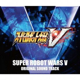 【送料無料】PS4/PS Vita用ソフト『スーパーロボット大戦V』オリジナルサウンドトラック/ゲーム・ミュージック[CD]【返品種別A】