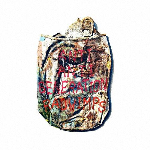 【送料無料】ANTI ANTI GENERATION/RADWIMPS[CD]通常盤【返品種別A】