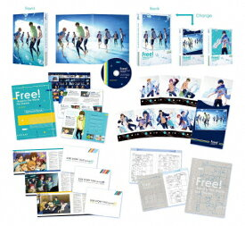 【送料無料】[上新電機オリジナル特典付]劇場版 Free!-Road to the World- 夢 【Blu-ray】/アニメーション[Blu-ray]【返品種別A】