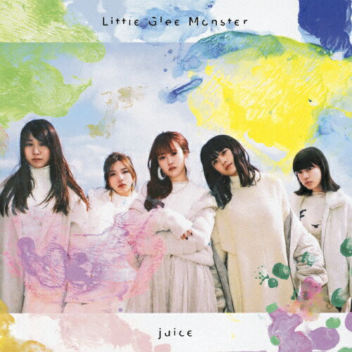 【送料無料】juice/Little Glee Monster[CD]通常盤【返品