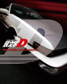 【送料無料】頭文字[イニシャル]D Memorial Blu-ray Collection Vol.1/アニメーション[Blu-ray]【返品種別A】