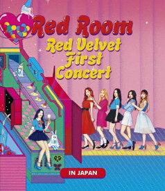 """【送料無料】Red Velvet 1st Concert""""Red Room""""in JAPAN/Red Velvet[Blu-ray]【返品種別A】"""