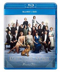 【送料無料】劇場版 ダウントン・アビー ブルーレイ+DVD/ヒュー・ボネヴィル[Blu-ray]【返品種別A】