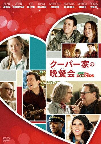 クーパー家の晩餐会/アラン・アーキン[DVD]【返品種別A】