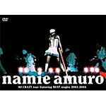 【送料無料】namie amuro SO CRAZY tour featuring BEST singles 2003-2004/安室奈美恵[DVD]【返品種別A】