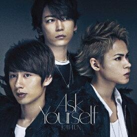 [枚数限定]Ask Yourself(通常盤/初回プレス)/KAT-TUN[CD]【返品種別A】