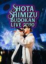 【送料無料】[先着特典付/初回仕様]SHOTA SHIMIZU BUDOKAN LIVE 2020【Blu-ray】/清水翔太[Blu-ray]【返品種別A】