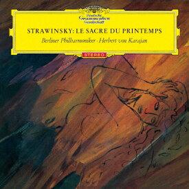【送料無料】[枚数限定][限定盤]ストラヴィンスキー:バレエ《春の祭典》/ヘルベルト・フォン・カラヤン[SACD][紙ジャケット]【返品種別A】